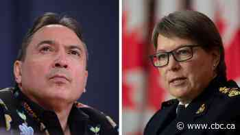 AFN chief calls for resignation of RCMP commissioner over N.S. fishery dispute