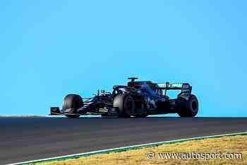 "Hamilton: Mercedes F1 car felt ""pretty terrible"" in Portimao FP2"
