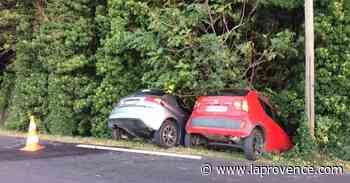 Pelissanne : trois blessés légers dans un accident de la route - laprovence.com
