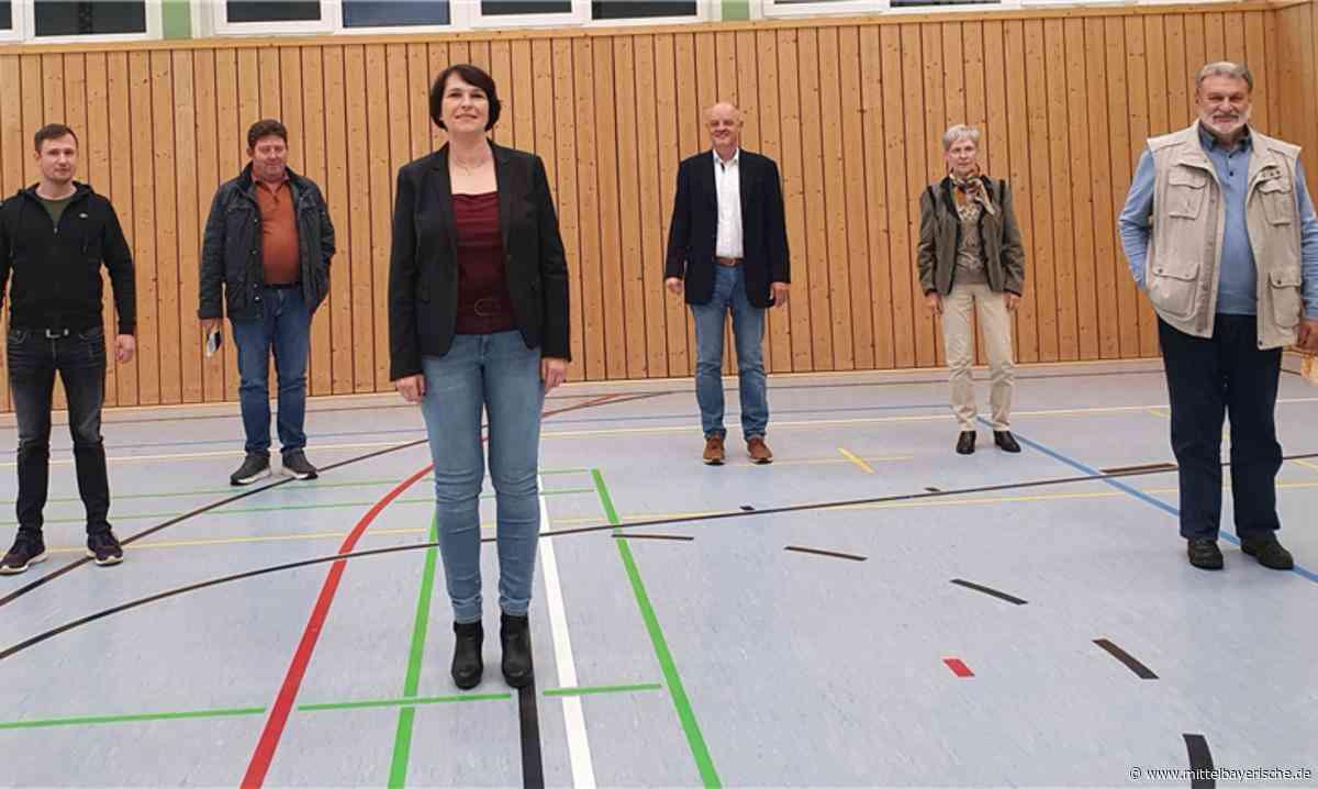 Tanja Fiederer löst Frank Papenburg ab - Region Neumarkt - Nachrichten - Mittelbayerische