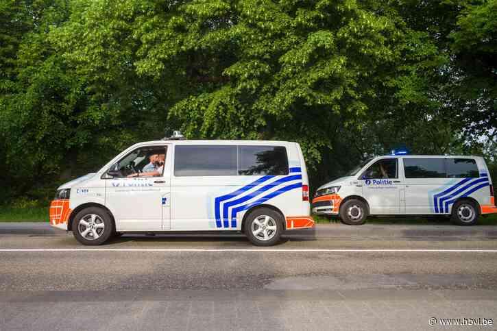 Bestuurder rijdt 200 km/u om politiecontrole te ontwijken in Hasselt