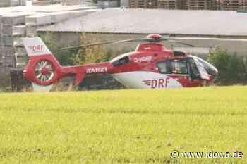 Furth im Wald: Betriebsunfall: 25-Jähriger stirbt - idowa