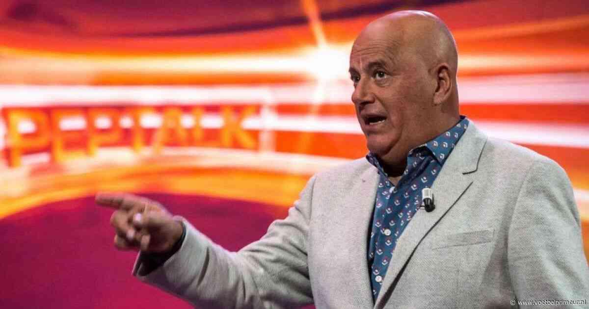Van Gelder hekelt Ajax-'hetze' en maakt gehakt van 'schoolkrant' De Telegraaf