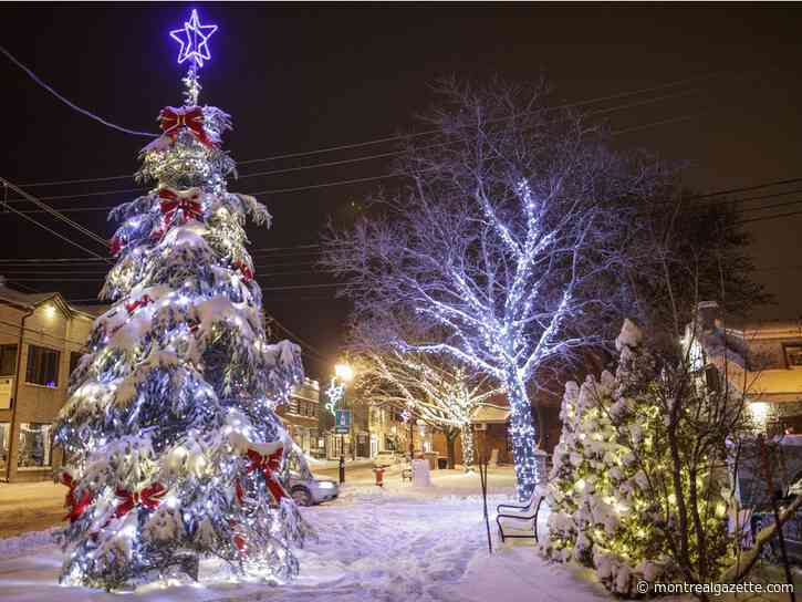 Coronavirus live updates: As pandemic drags on, Quebec City banks on Christmas lights to boost spirits