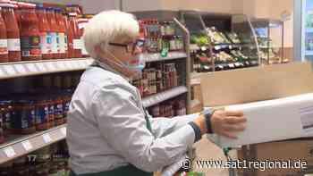 Corona-Regeln in SH: Beschäftigte in Gastronomie und Einzelhandel müssen ab Samstag Maske tragen - Sat.1 Regional