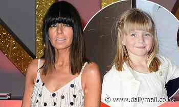 Claudia Winkleman pays tribute to nurses who helped her daughter Matilda after her accident