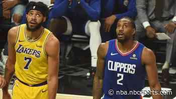 Report: NBA discussing 72-game season starting Dec. 22, finishing before Olympics