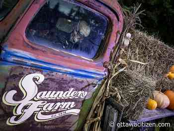 Saunders Farm Halloween event becomes drive-thru due to COVID-19 restrictions