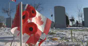 How COVID-19 is impacting Remembrance Day ceremonies in Manitoba