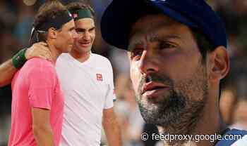 Novak Djokovic confirms Roger Federer and Rafael Nadal snub after reaching out