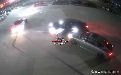 VIDEO: Thieves Steal 3 Cars Worth More Than $100K Combined From North Texas Sales Lot