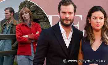 Jamie Dornan's wife Amelia Warner is composing the score for his film Wild Mountain Thyme
