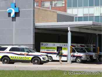 Ottawa Paramedic Service has reached 'level zero' 400 times in 2020