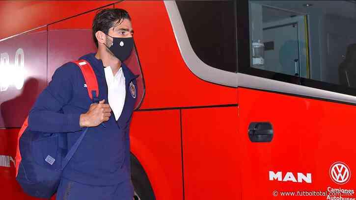 3 casos de coronavirus en Chivas previo al partido ante Cruz Azul