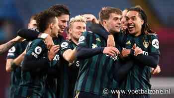 Leeds United verrast Aston Villa; Bielsa wisselt Nederlander na 21 minuten