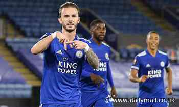 James Maddison hoping for new Leicester dawn after injury hell