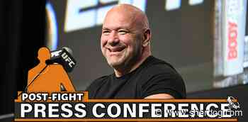 UFC 254 Post-Fight Press Conference Video