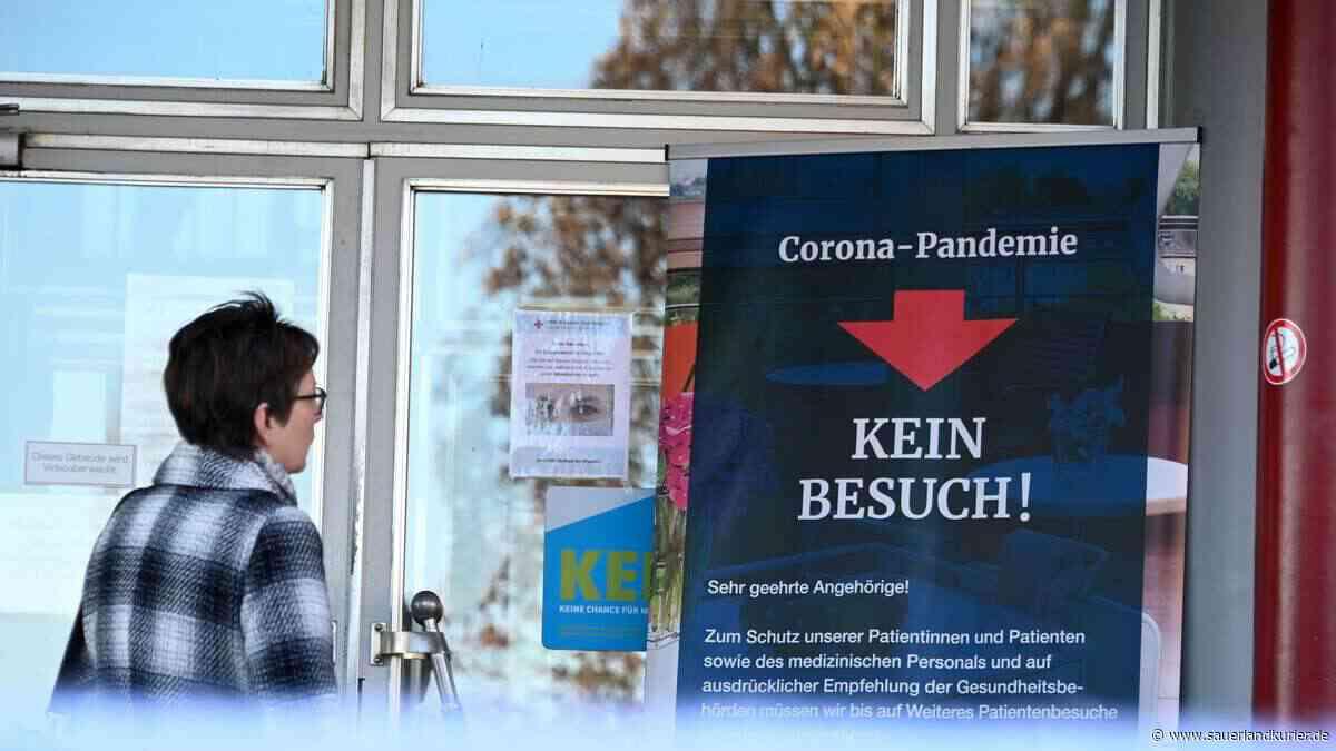 Erneutes Besuchsverbot in der Elisabeth-Klinik Bigge gilt ab morgen - SauerlandKurier