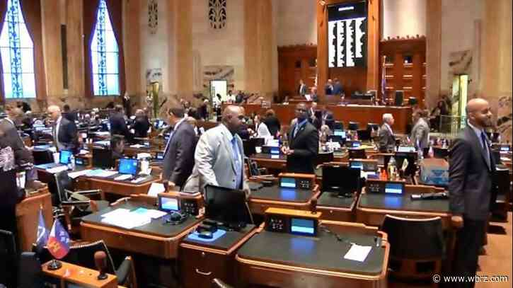 Bill that would punish local governments for defunding police falls short in Louisiana Senate