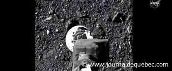 Urgence à la Nasa: la sonde Osiris-Rex est en train de perdre ses échantillons dans l'espace