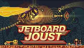 Jetboard Joust Review: Sting of the Arcade Era - KeenGamer