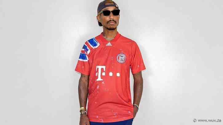 Pharrell Williams designt Fußballtrikots für Adidas - W&V - Werben & Verkaufen