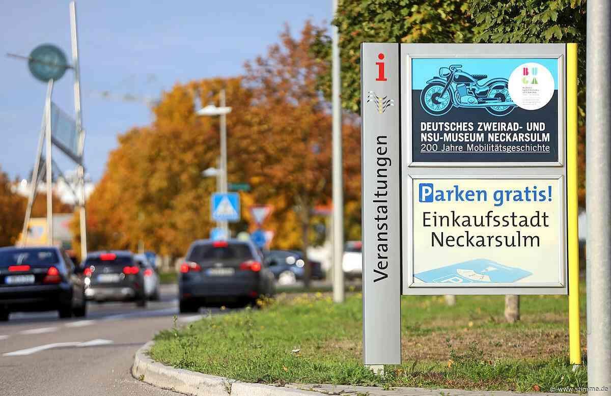 Zentrum Neckarsulm: Nicht mehr unbegrenzt kostenlos parken - Heilbronner Stimme