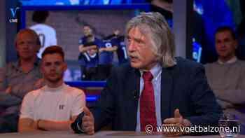 Johan Derksen neemt risico: 'Ik denk dat Ajax moeiteloos van Atalanta wint'
