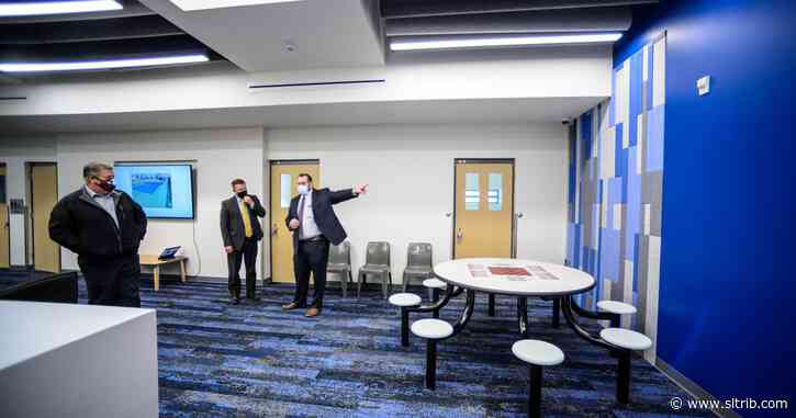 Utah transforms a juvenile detention center into a place where kids can get help