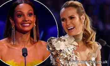 Amanda Holden and Alesha Dixon 'land BGT pay rises with Simon Cowell's support'