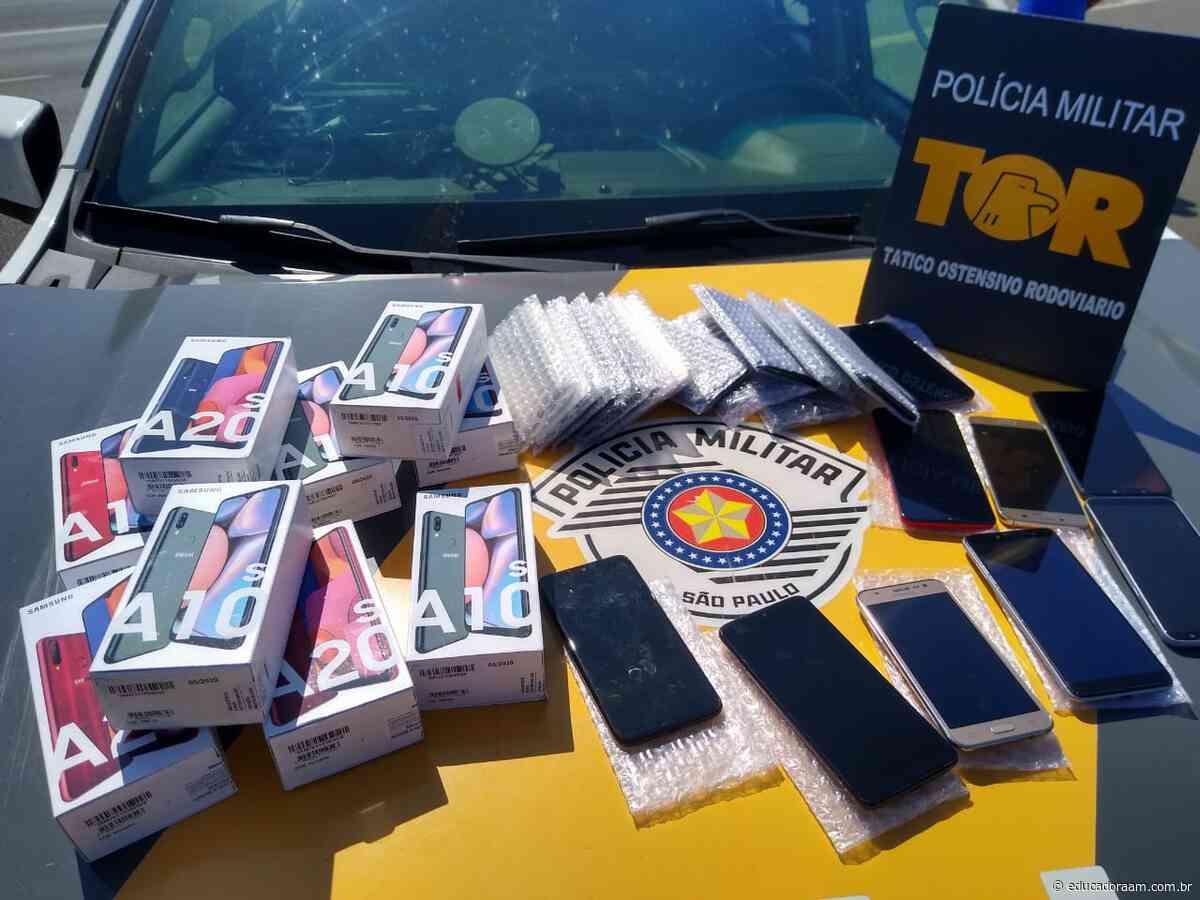 Educadora AM - Polícia Militar Rodoviária de Limeira apreende porções de maconha e celulares em ônibus - Educadora