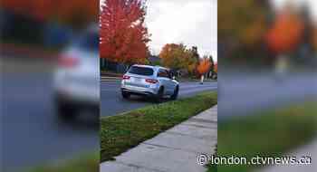 OPP investigating reports of suspicious vehicle at Komoka school - CTV News London