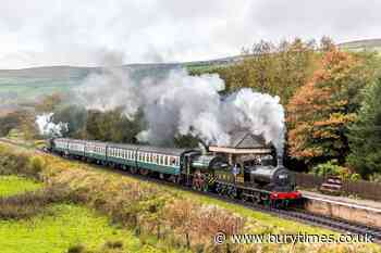 East Lancashire Railway to carry on steaming through tier three - Bury Times