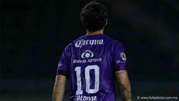¿Jorge Valdivia se marcha a Colo Colo?
