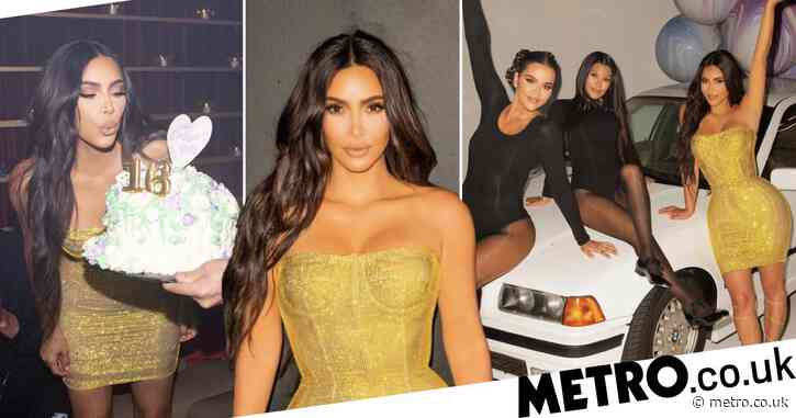 Kim Kardashian shares unseen snaps from epic 40th birthday party: 'All I can say is WOW!'