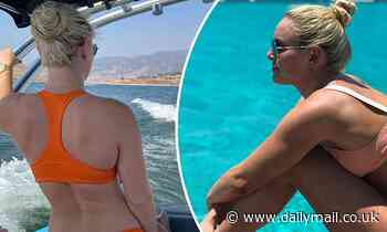 Lindsey Vonn hits out at body shamers after receiving 'ruthless comments' about her figure