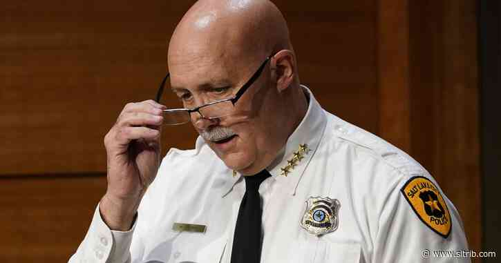 Christopher Mead: Salt Lake City needs a new police chief
