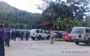 Habitantes de Caripe, en Monagas, se alzaron por falta de gas - evtvmiami.com