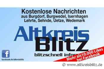 Maskenpflicht auf dem Bauhof der Stadt Burgwedel - AltkreisBlitz