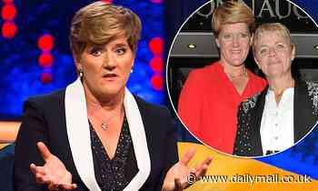 Clare Balding, 49, reveals she's lost 90 PER CENT of her hearing