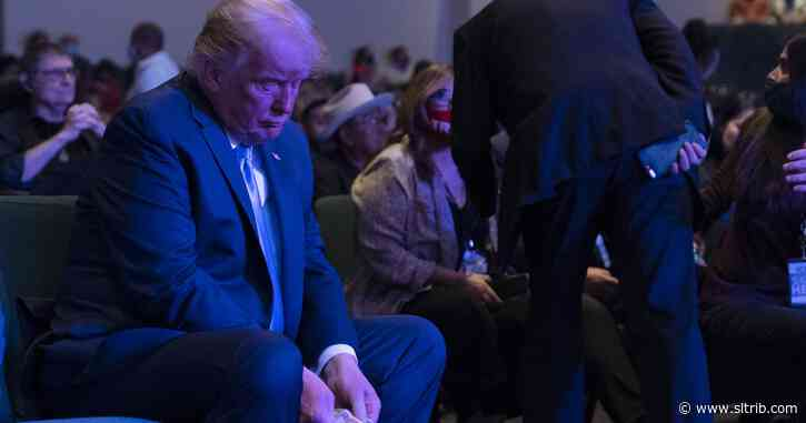 Trump, once Presbyterian, now says he's a 'nondenominational Christian'