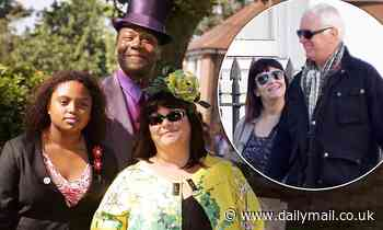 Dawn French gushes about her blended family as she reveals she's 'ready' to become a grandma
