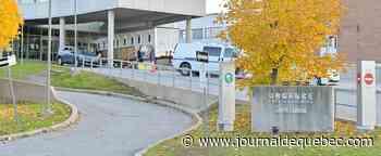Éclosion de COVID à l'urgence de l'Hôpital Santa Cabrini