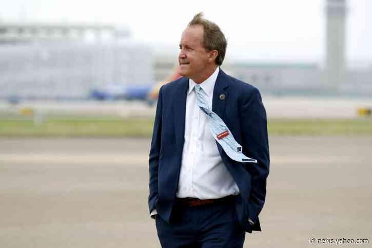 Judge moves criminal case against Texas attorney general