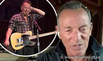 Bruce Springsteen reveals he recorded his new album Letter To You in just FOUR DAYS