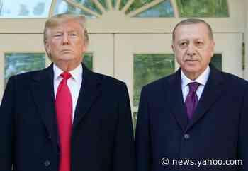 Pentagon condemns Turkey S-400 test, Erdogan dismisses US criticism