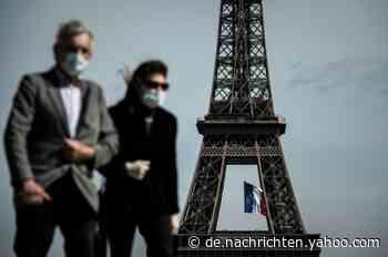 Besucherzahlen des Eiffelturms brechen wegen Corona um 80 Prozent ein - Yahoo Nachrichten Deutschland