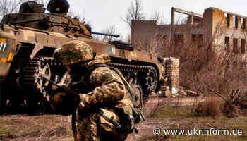 Donbass: Besatzer brechen Waffenruhe fünf Mal, ein Granatwerfer nahe Nowoluhanske eingesetzt - Ukrinform. Nachrichten der Ukraine und der Welt