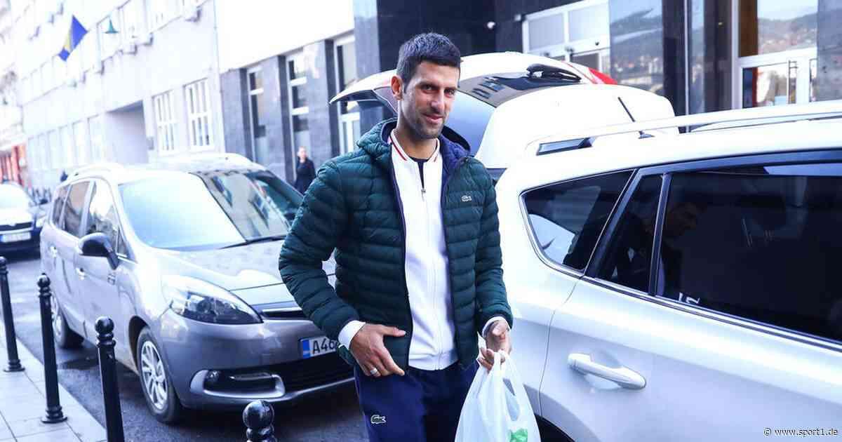 Tennis: Novak Djokovic will Federer-Rekorde brechen - und setzt sich zur Wehr - SPORT1