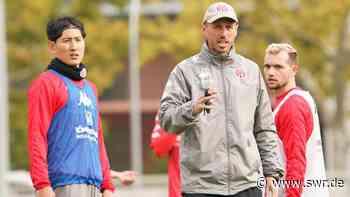 Gegen Gladbach den Bann brechen: Mainz 05 will endlich punkten - SWR
